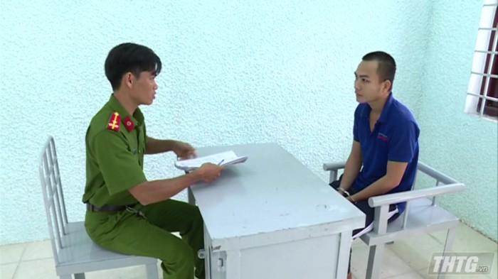 trom tai san huyen Tan Phuoc