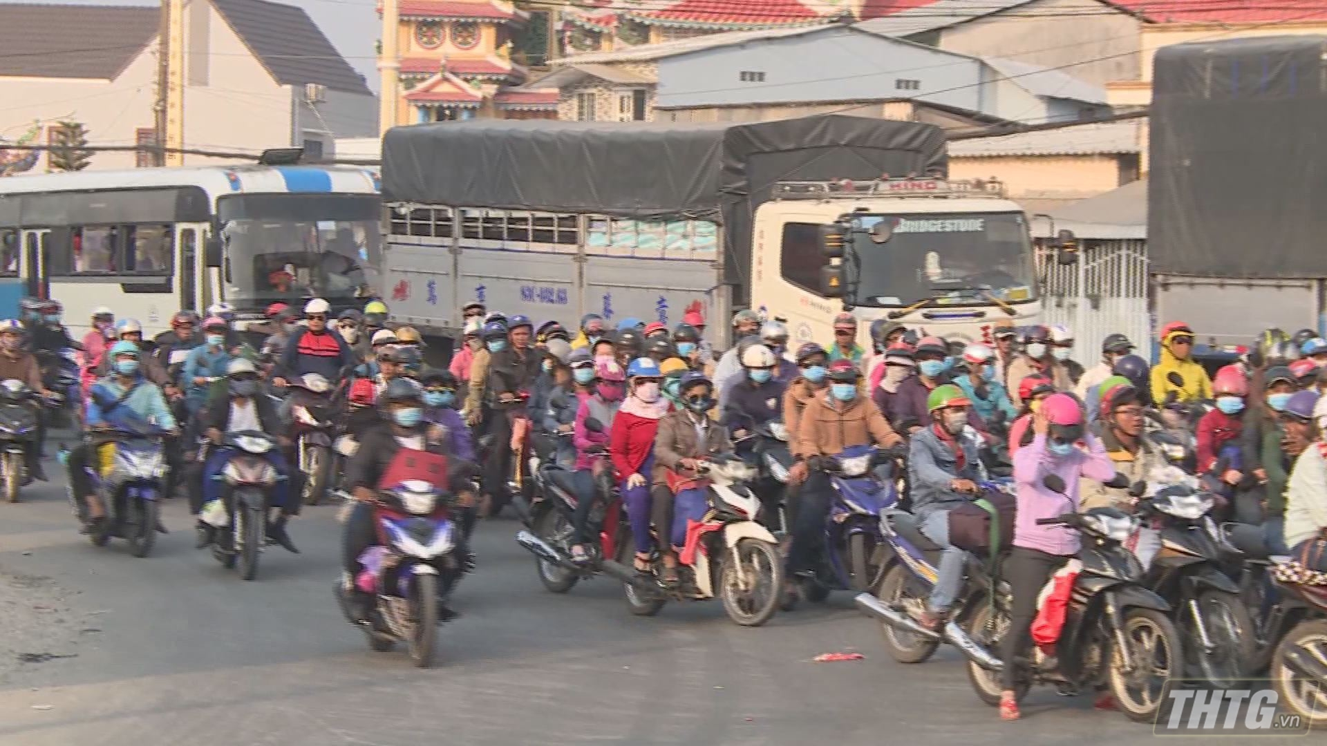 Tiền Giang xảy ra 7 vụ tai nạn giao thông trong những ngày nghỉ Tết