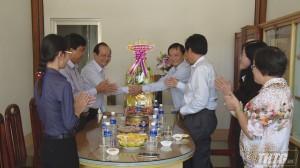Lãnh đạo UBND tỉnh Tiền Giang thăm doanh nghiệp đầu năm