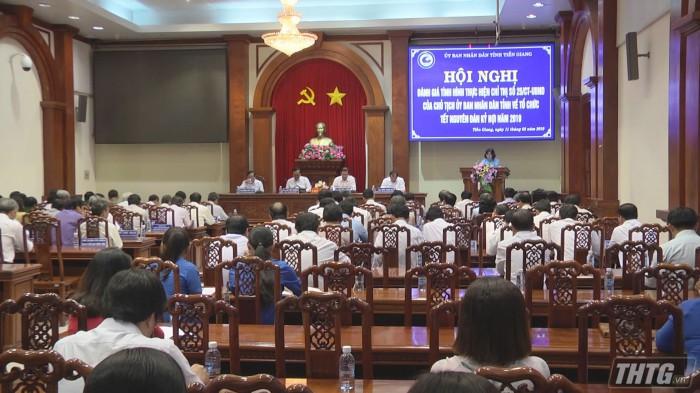 UBND Tien Giang tong ket