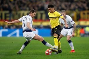 """Son Heung-min tỏa sáng, Tottenham """"vùi dập"""" Dortmund"""