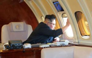 Ông Kim Jong-un sẽ đến Việt Nam bằng máy bay
