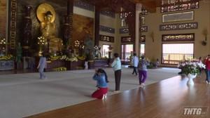 Thiền viện Trúc Lâm Chánh Giác đón trên 100 ngàn lượt khách đến viếng trong dịp Tết Nguyên đán