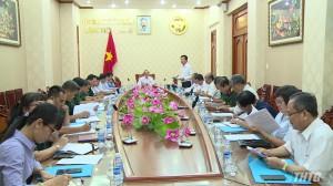 Tiền Giang triển khai kế hoạch tổ chức Kỷ niệm Ngày truyền thống Bộ đội Biên phòng