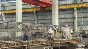 Trên 98% công nhân lao động tại Tân Phước trở lại làm việc sau Tết