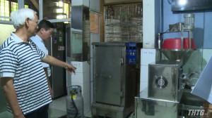 Kiểm tra an toàn vệ sinh thực phẩm nông sản sau Tết
