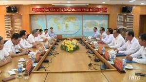 Chánh án Tòa án Nhân dân tối cao làm việc tại Tiền Giang