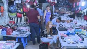 Bắt đối tượng truy nã tại Chợ Đêm