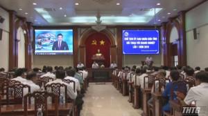 Chủ tịch UBND tỉnh Tiền Giang đối thoại với Doanh nghiệp lần thứ 1/2019