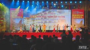 Trường THPT Nguyễn Đình Chiểu tổ chức kỷ niệm 140 năm thành lập