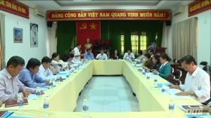 HĐND tỉnh Tiền Giang làm viêc với Sở VH-TT&DL về các chính sách khuyến khích xã hội hóa