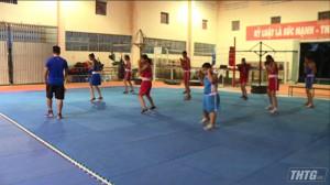 Tiền Giang đăng cai giải vô địch Cúp các Câu lạc bộ Boxing toàn quốc