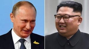 Hội nghị thượng đỉnh Nga – Triều Tiên diễn ra ngày 25-4