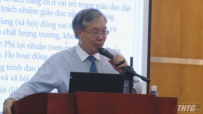 Dai hoc Tien Giang hoi thao 1