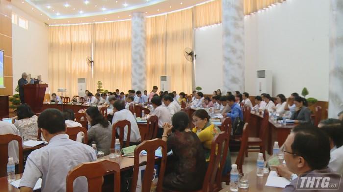 Dai hoc Tien Giang hoi thao 4