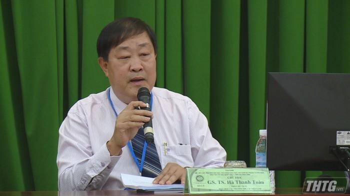 Dai hoc Tien Giang hoi thao 5