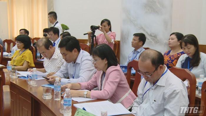 Dai hoc Tien Giang hoi thao 6