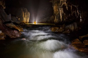 Phát hiện một Sơn Đoòng khác, sâu hơn mực nước biển tại Phong Nha – Kẻ Bàng