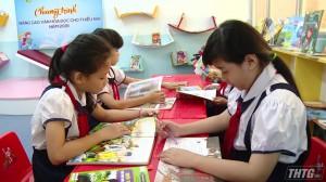 Thư viện tỉnh Tiền Giang khai trương phòng đọc sách cho thiếu nhi
