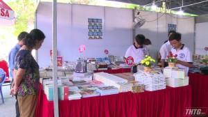 Nhiều hoạt động kỷ niệm Ngày Sách Việt Nam tại Tiền Giang