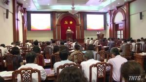 Tập huấn và cập nhật kiến thức đối ngoại cho các tỉnh khu vực miền Tây Nam bộ
