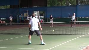 Khai mạc giải quần vợt công nhân viên chức lao động năm 2019