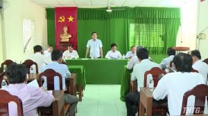 Tiền Giang sẽ có thêm 03 xã nông thôn mới vào tháng 6/2019