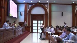 """Hội thảo khoa học """"Khởi nghiệp đổi mới sáng tạo tỉnh Tiền Giang năm 2019"""""""