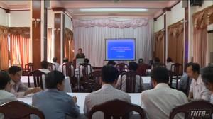 Khai giảng lớp quản lý xây dựng và phát triển đô thị