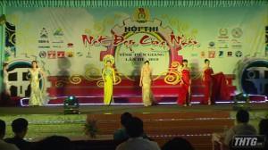 Khai mạc hội thi nét đẹp công nhân tỉnh Tiền Giang năm 2019
