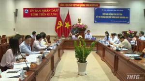 Tiền Giang họp Ban Chỉ đạo kỳ thi THPT Quốc gia 2019