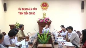 Chủ tịch UBND tỉnh Tiền Giang đối thoại, giải quyết vụ khiếu nại công dân
