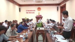 Chủ tịch UBND tỉnh Tiền Giang gặp gỡ nhân dân bị ảnh hưởng dự án đường cao tốc Trung Lương – Mỹ Thuận