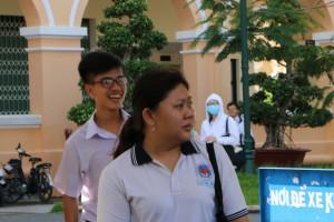 Không có thí sinh nào vi phạm quy chế thi THPT Quốc gia 2019 tại tỉnh Tiền Giang