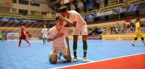 Thua đậm Indonesia, U20 Futsal Việt Nam dừng bước ở giải châu Á