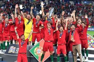 Nations League: Bồ Đào Nha đăng quang trên sân nhà