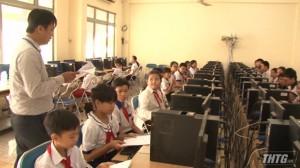 Khai mạc hội thi Tin học trẻ Tiền Giang năm 2019