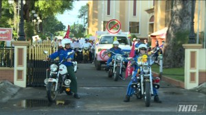 Tiền Giang mittinh ngày ASEAN phòng chống sốt xuất huyết