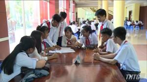 Hội thi tìm hiểu kiến thức bảo vệ và chăm sóc trẻ em