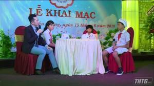 Tiền Giang khai mạc trại hè Ước Mơ Hồng năm 2019