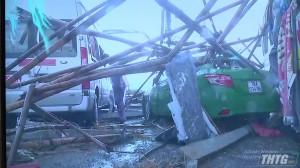 Việt Nam chịu ảnh hưởng của 14 cơn bão và áp thấp nhiệt đới trong năm 2018