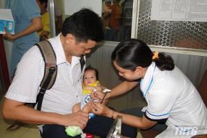 Vai trò của tiêm chủng trong phòng ngừa bệnh tật cho trẻ