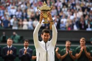 Djokovic vô địch Grand Slam 16