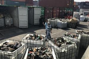 Việt Nam đối mặt nguy cơ trở thành bãi chứa rác thải công nghệ