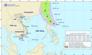 Ứng phó với hoàn lưu bão Danas