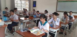 Trường THPT Chuyên Tiền Giang đoạt 26 huy chương tại Trại hè Phương Nam
