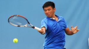 Lý Hoàng Nam tăng 14 bậc lên top 400 trên BXH ATP