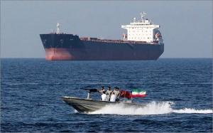 Căng thẳng tại vùng Vịnh sau khi Iran bắt giữ tàu chở dầu của Anh
