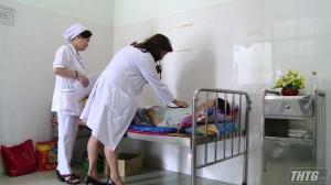 Bệnh viện Phụ sản Tiền Giang cấp cứu thành công sản phụ vỡ đôi tử cung