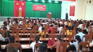 Trường chính trị khai giảng các lớp bồi dưỡng kỹ năng năm 2019